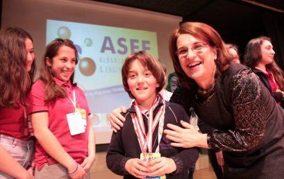 Ministrja për Inovacionin dhe Administratën Publike viziton ASEF
