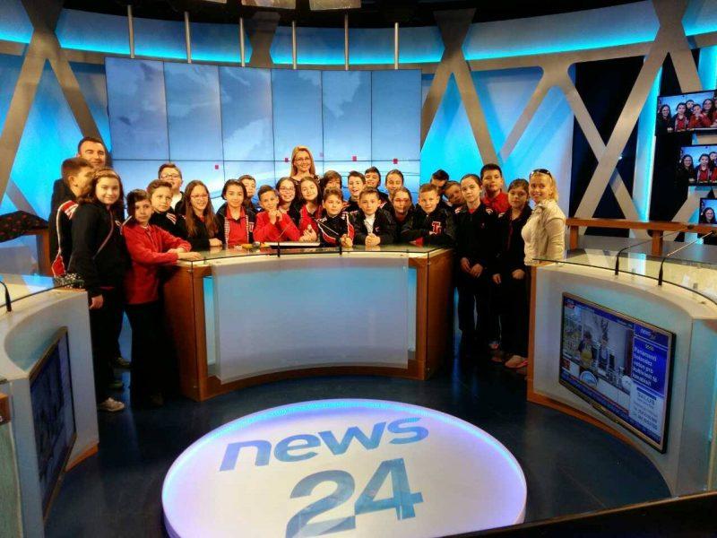 Vizitë në News24