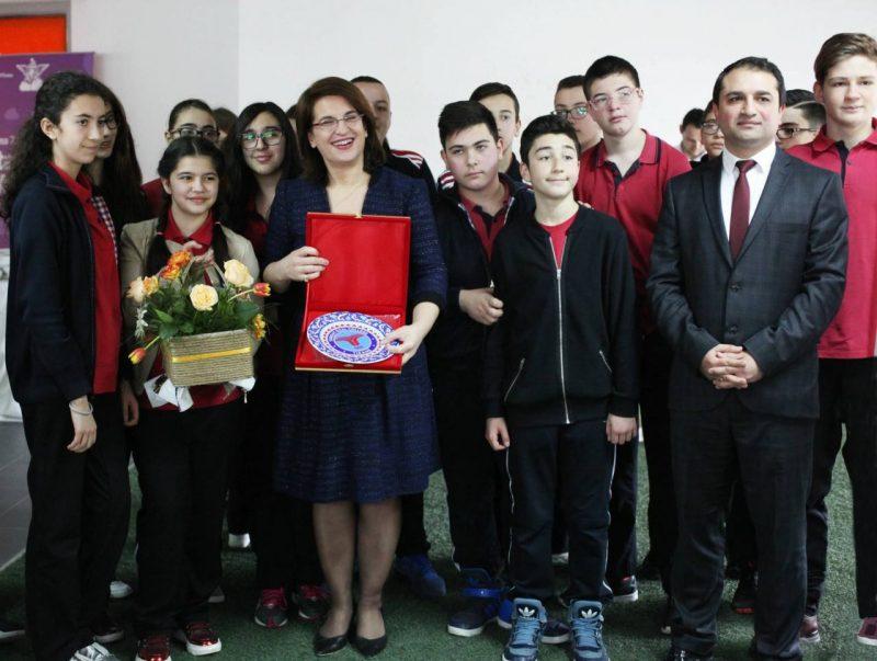 Një vizitë në Ministrinë e Inovacionit