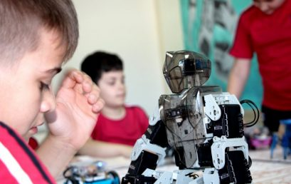 Robotika, Lënda më e re në kolegj