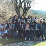 Shëtitje në Llogara me vajzat e klasave të nënta