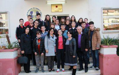 Klubi Shpresa në Institutin e Nxënësve që nuk Dëgjojnë