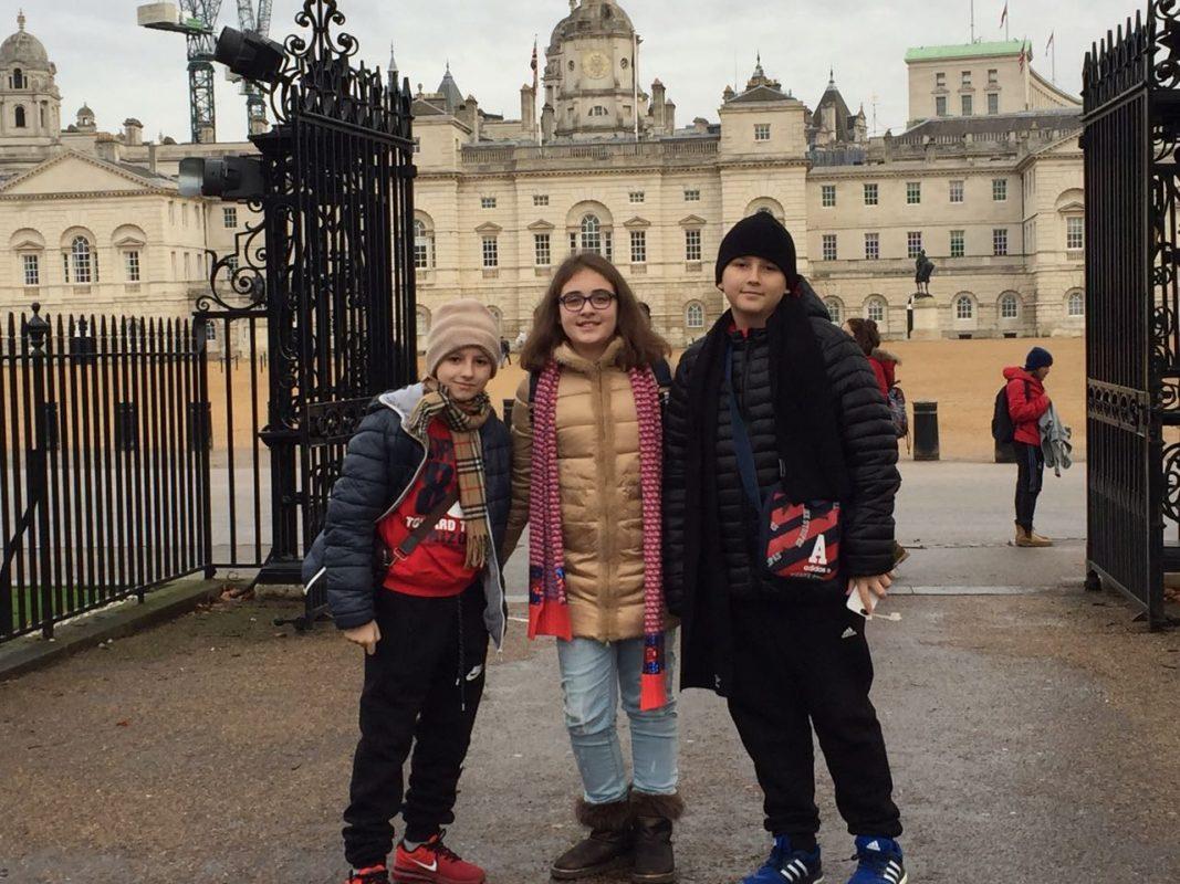Shkolla dimërore në Londër