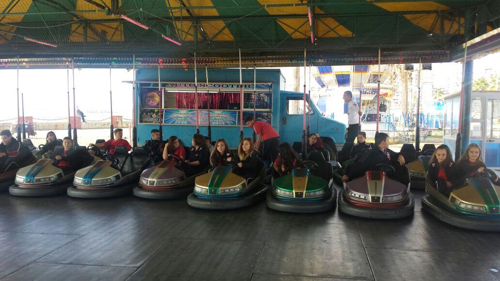 Klasat e 7G dhe e 8A ekskursion në qytetin bregdetar
