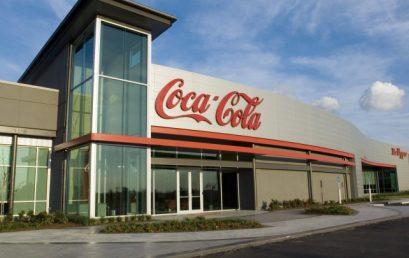 Klasa e 7F vizitë në fabrikën e Coca-Cola