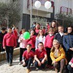 Fëmijët e klasës së 3F mbjellin pemë te FZ Construction