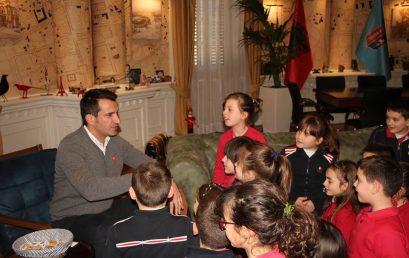 Klasa e 3C në Bashkinë e Tiranës