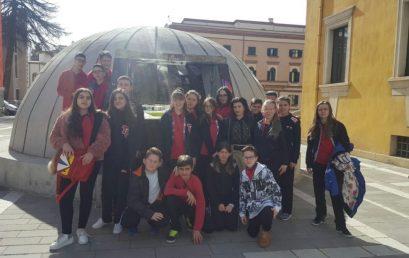 Vizitë në Bunk'Art me nxënësit e klasës së 7D