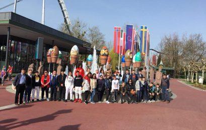 Udhëtimi në Gjermani i klasave të katërta dhe të pesta