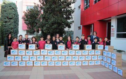Klubi Shpresa ndihmë në Shoqatën Kombëtare të Prindërve për Kujdesin e Fëmijëve me Aftësi të Kufizuara