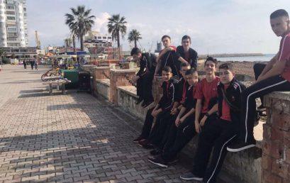 Nxënësit e klasës së 9A dhe 9H ekskursion në qytetin bregdetar të Durrësit