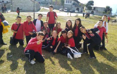 Një vizitë e bukur në Berat me klasat e 6-ta