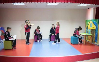 Dramatizim i nxënësve të klasës së 2A