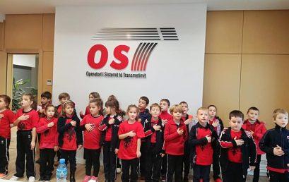 Nxënësit e klasës së 1A vizitë te OST-ja
