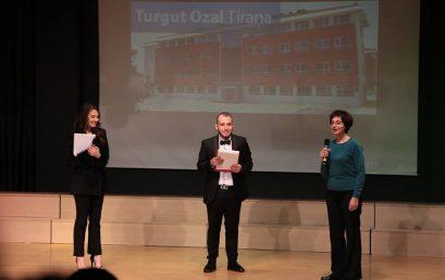 """Koncert bamirësie për fëmijën talasemik në Kolegjin """"Turgut Ozal"""""""