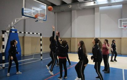 Kampionati i Basketbollit për vajzat