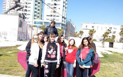 Ekskursion në Durrës me klasën e 8D