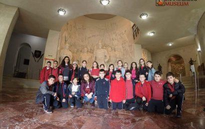 Vizitë në Krujë me klasën e 4A