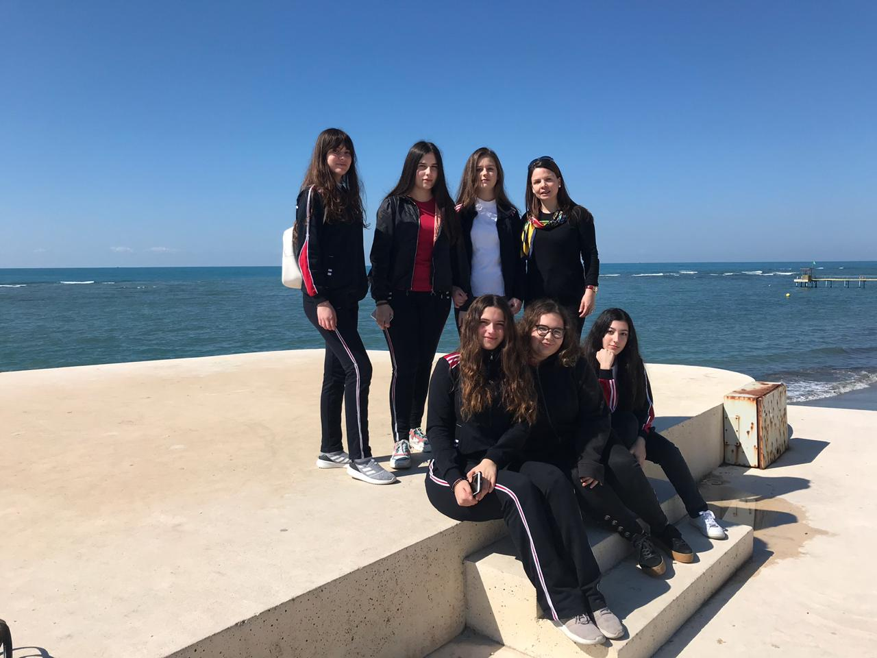 Shëtitje në Durrës me dy klasa të nënta