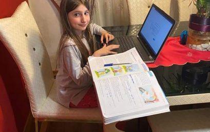 """Nxënësit e kolegjit """"Turgut Ozal"""" vazhdojnë mësimet me metoda në formë digjitale"""