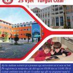 "25 vjet ""Turgut Ozal"""